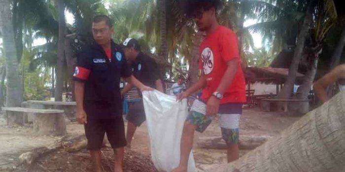 Bersih Pantai Walakiri
