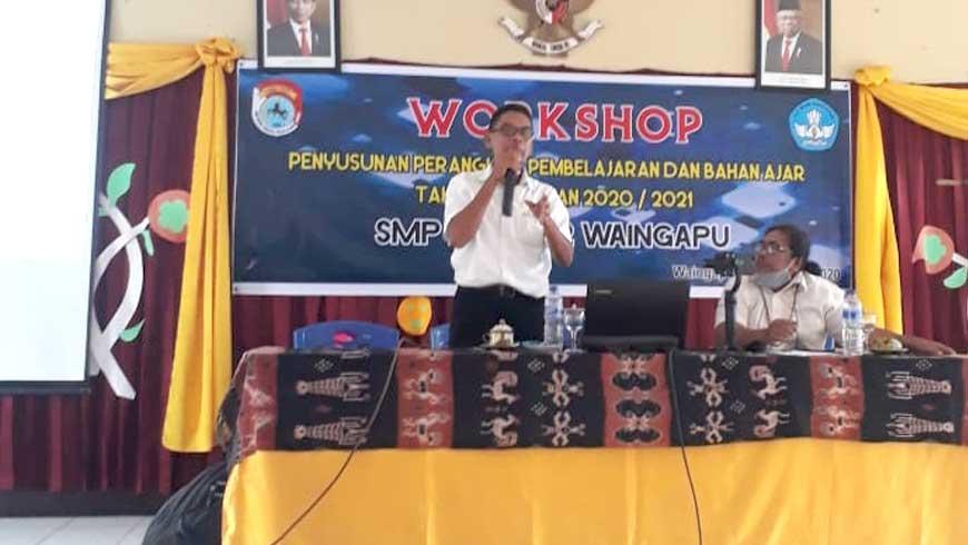 Workshop Pembelajaran Jarak Jauh