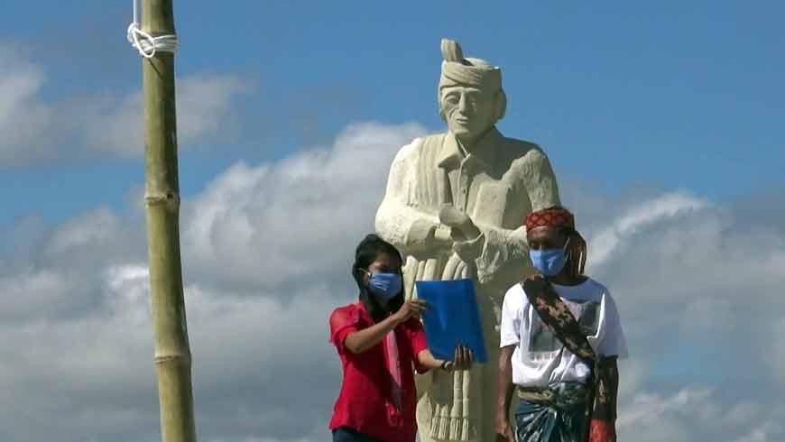 Patung Piarakuku