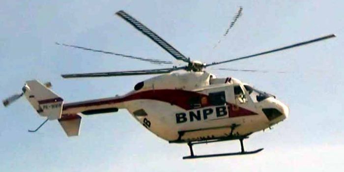Helicopter BNPB