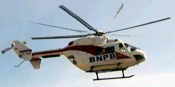 Helicopter BNPB