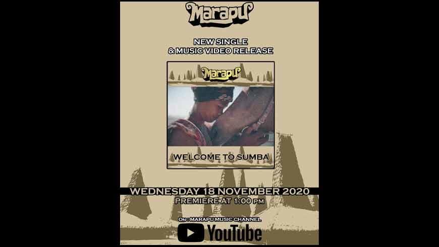 Album Marapu Band