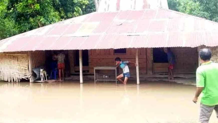 Banjir Kiritana