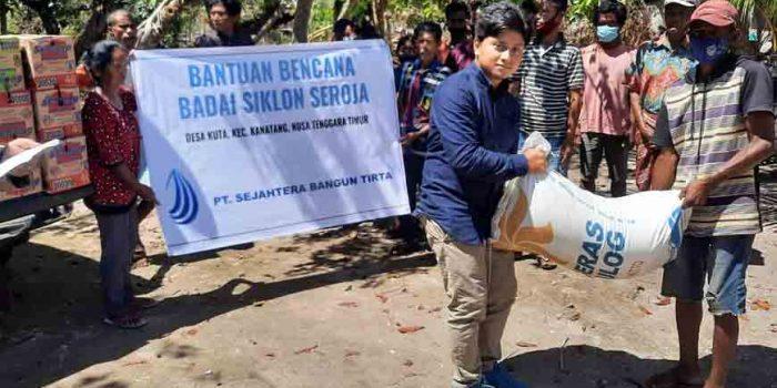 Donasi PT. Sejahtera Tirta Bangun