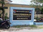 Kantor Dinas Pendidikan Sumba Timur