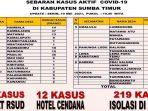 Data Sebaran Covid-19
