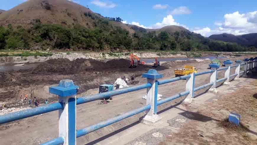 Pembangunan Bendungan Kambaniru
