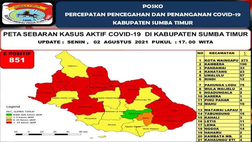 Sebaran Covid19