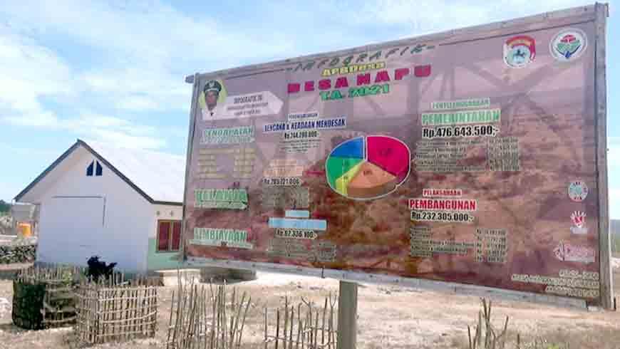 Kantor Desa Napu