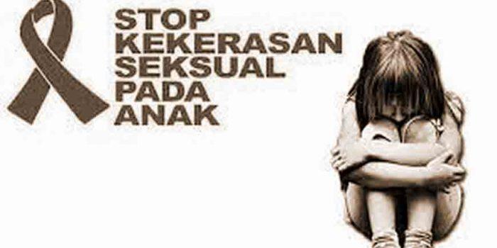 Stop Kekerasan Seksual Pada Anak