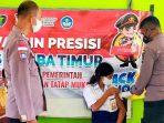 Vaksinasi Polres Sumba Timur